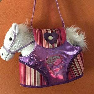 Other - Kids Pucci Pups pony toy purse